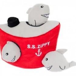 Zippy Burrows - Shark 'n Ship