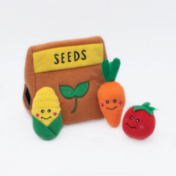 Zippy Burrows - Seed Packet
