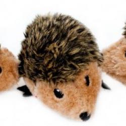 Zippy Burrows - Hedgehog Den