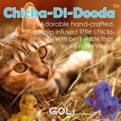 Chicka-Di-Doda Cat Toy