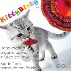 Kitty Binky Cat Toy