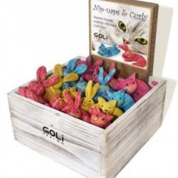 Nip-Naps & Curly Toys