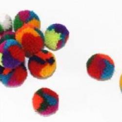 Pom Pom Cat Balls
